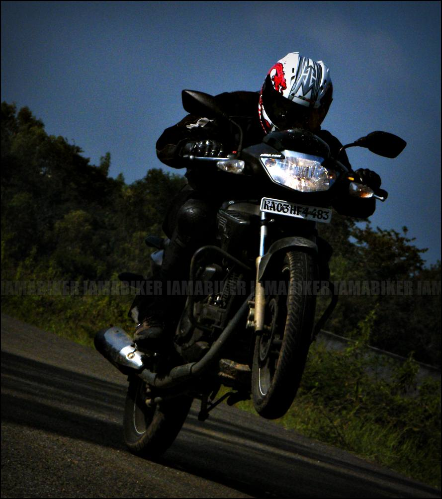 TVS Apache user review