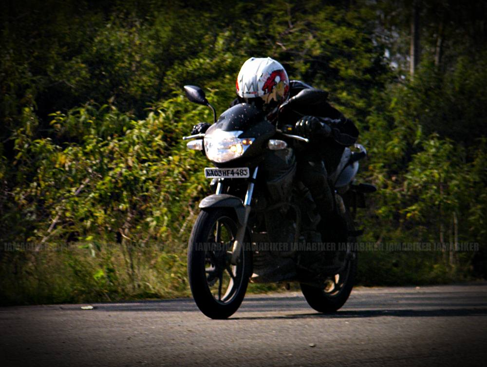 TVS Apache RTR 180 user review