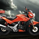Hero CBZ Xtreme orange colour option
