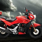 Hero CBZ Xtreme red colour option
