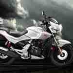 Hero CBZ Xtreme silver colour option
