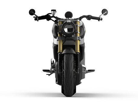 Lito Sora - The mean electric motorcycle!