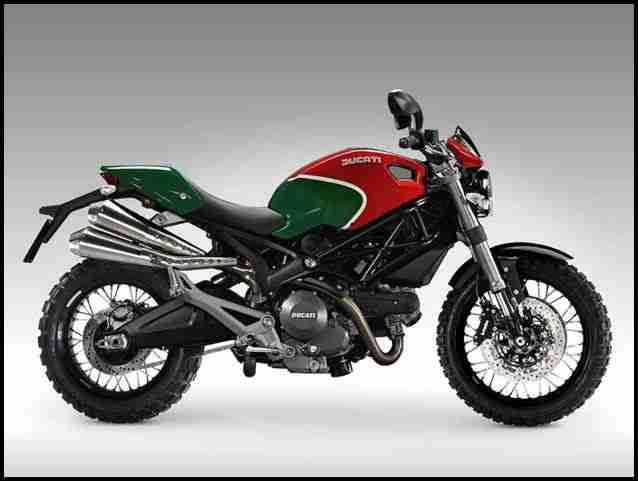 Ducati Scramblster