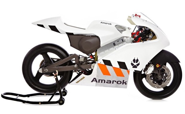 Design an electric superbike