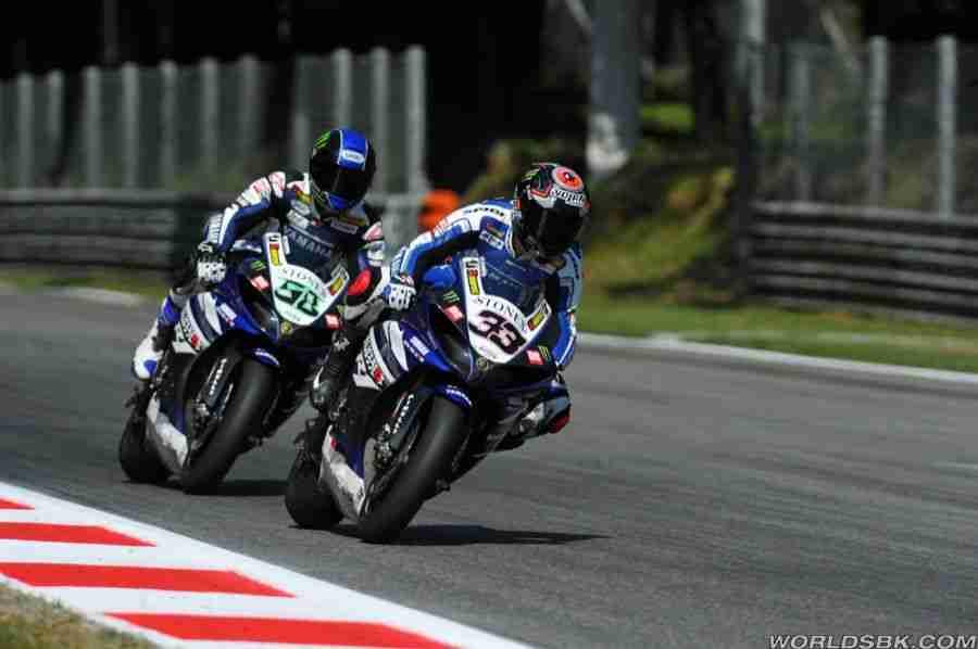World Superbike Championship Monza 2011 Results