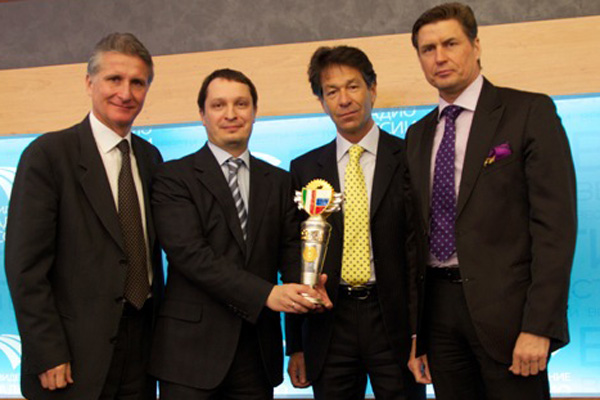 WSBK - Coming from Russia in 2012