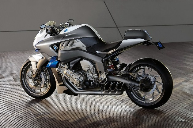 BMW Concept 6 7 Rumours about BMW K1600R