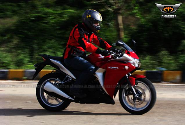 CBR250R user review