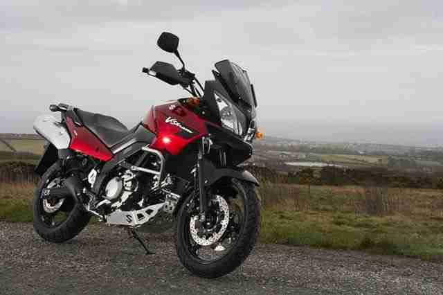 New Suzuki V-Strom