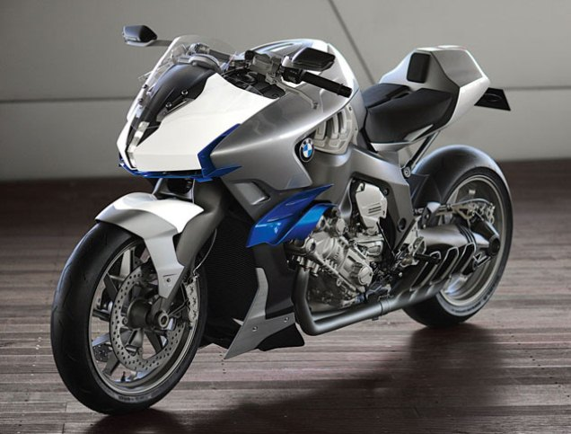 bmw concept 60030 opt Naked Bike K1600R K1600GT bmw