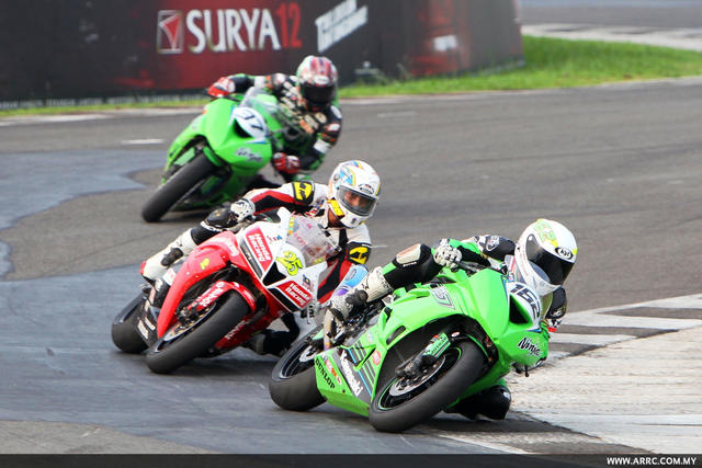 M  Fadli of Manual Tech BEET Kawasaki Racing motorcycle news india motorcycle news Asia Road Racing Championship ARRC MMRT ARRC Chennai ARRC