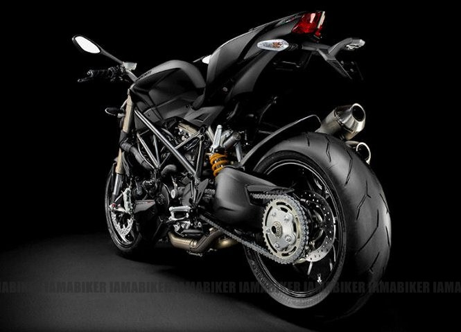 Ducati 848 Streetfighter Evo Technical Specifications