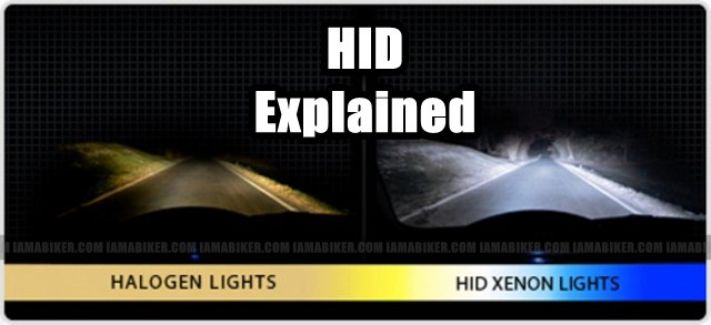 HID Headlights explained