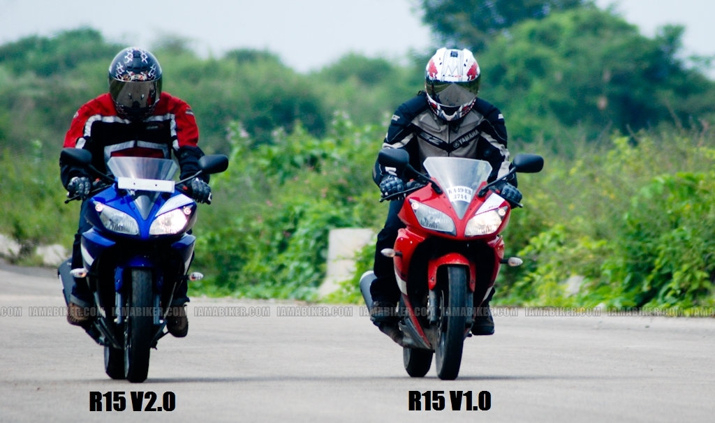 New Yamaha R15 V2.0 2011 02 yamaha r15 v2.0 yamaha r15 v2 review yamaha r15 2011 r15 v2 review r15 old versus new new r15 review new r15 motorcycle news india motorcycle news