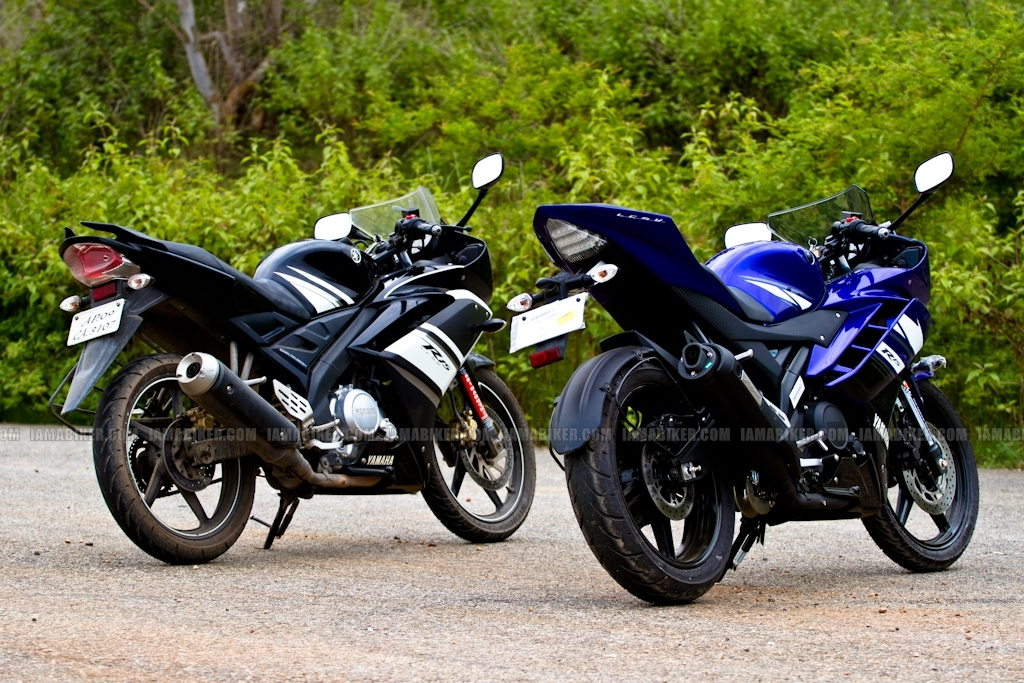 New Yamaha R15 V2.0 2011 24 yamaha r15 v2.0 yamaha r15 v2 review yamaha r15 2011 r15 v2 review r15 old versus new new r15 review new r15 motorcycle news india motorcycle news