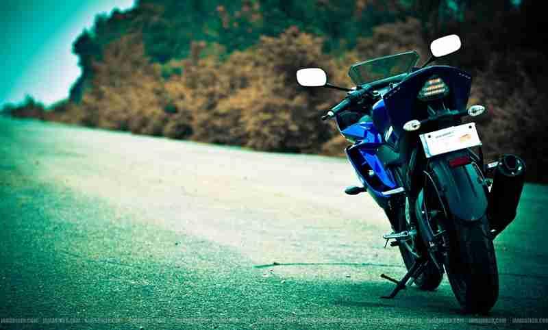 Background Images For Editing Hd Bike: Yamaha R15 Wallpaper - 01 IAMABIKER