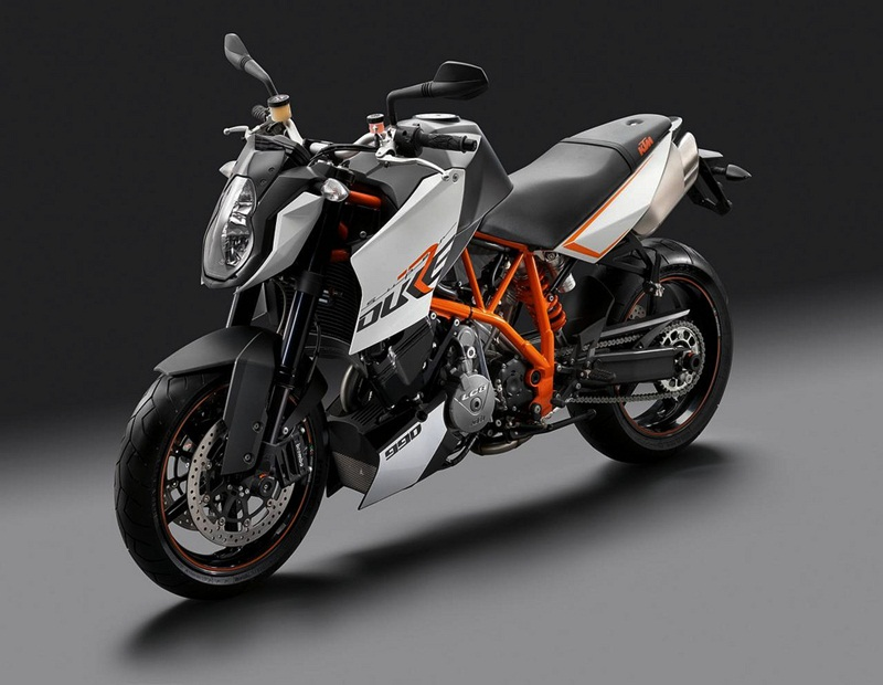 KTM 990 Super Duke R for 2012 02 IAMABIKER KTM 990 Super Duke R for 2012