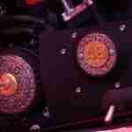 Rajputana Customs Harley 48 Auto Expo 2012 India 04