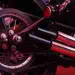 Rajputana Customs Harley 48 Auto Expo 2012 India 09