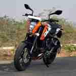 KTM Duke 200 review 01