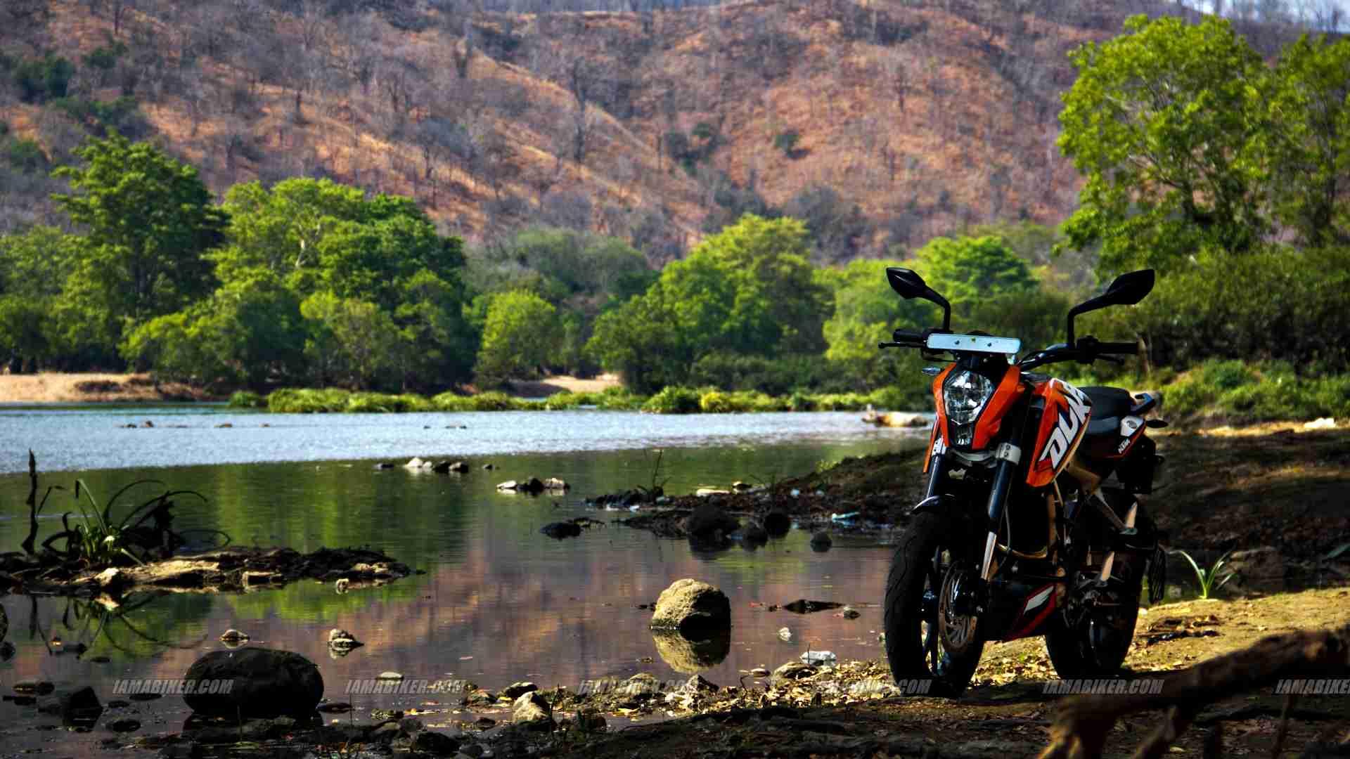 Мотоциклы и природа фото