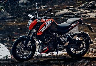 KTM Duke 200 HD Wallpaper Gallery. Click On Picture To See High Resolution  Image.