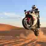 stephane peterhansel yamaha r1 desert
