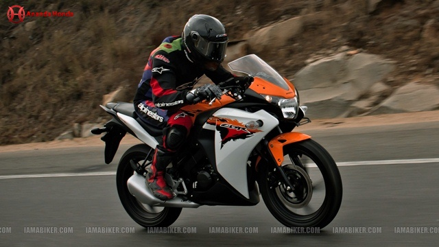 honda cbr 150r review road test engine and performance Honda CBR 150R Review