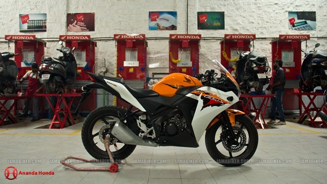 honda cbr 150r review value for money Honda CBR 150R Review