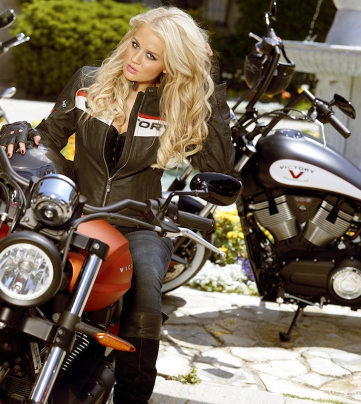 Ray Price Honda >> victory motorcycles playboy playmates 04   IAMABIKER
