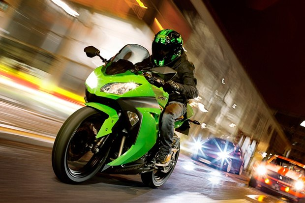 Kawasaki Ninja 300 specifications and photographs Kawasaki Ninja 300 specifications and photographs