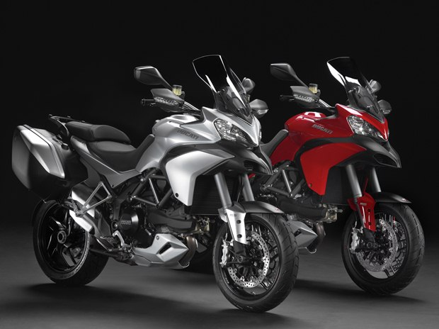 New 2013 Ducati Multistrada intermot New 2013 Ducati Multistrada unveiled
