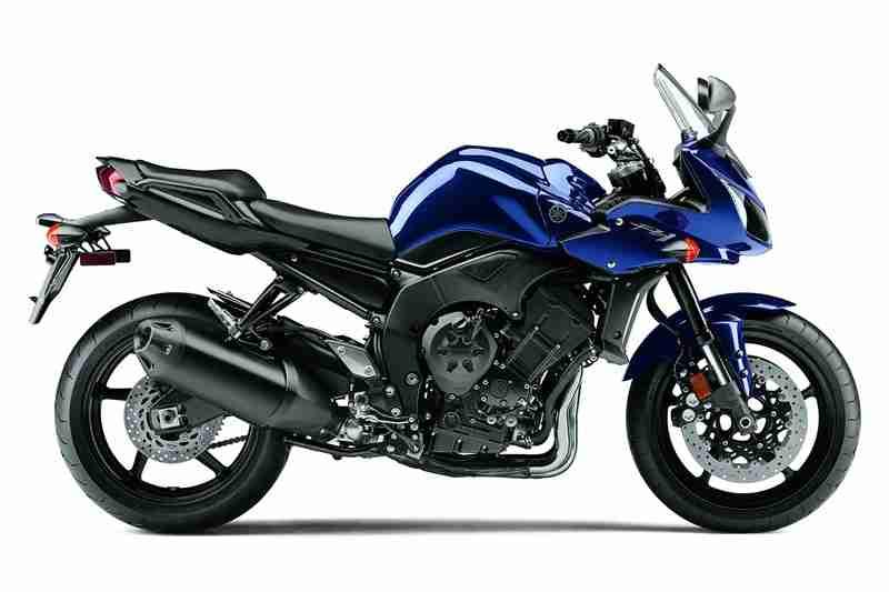 04 Yamaha FZ1 - YouTube