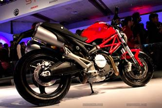 ducati monster 795 shell