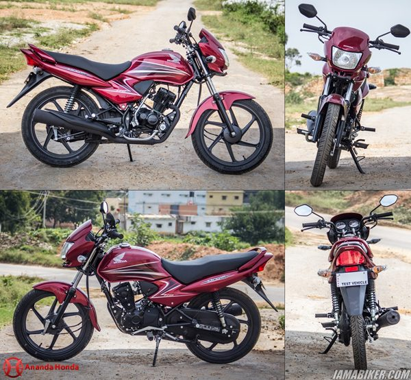 dream yuga review looks feel and build quality Honda Dream Yuga review