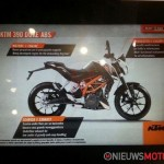 ktm duke 390 01 150x150 KTM Duke 390 first pictures and specifications