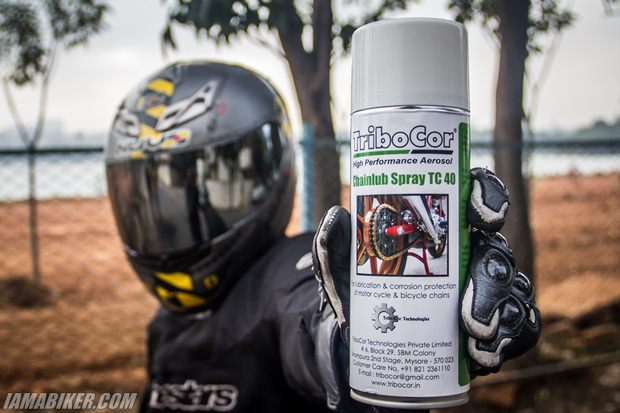 TriboCor Chain Lube TC 40 review