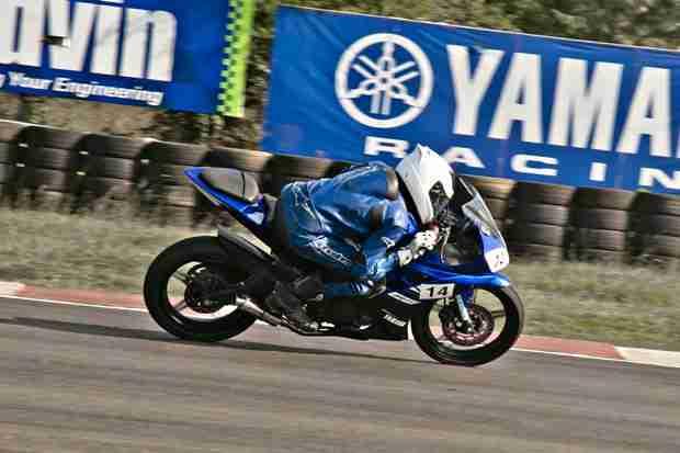 Yamaha India R15 One Make Race Championship 2012 results