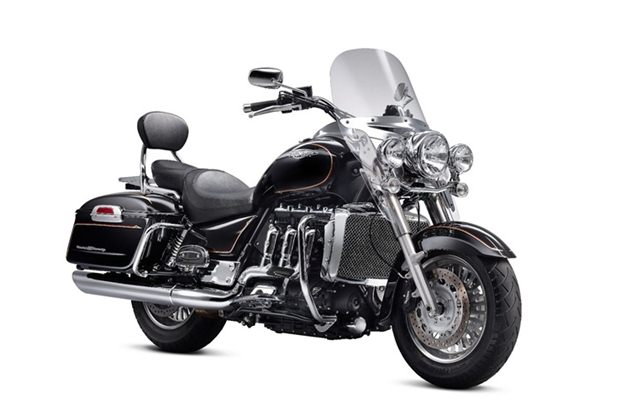 2013 Triumph Rocket III Roadster and Touring version 2013 Triumph Rocket III Roadster and Touring announced