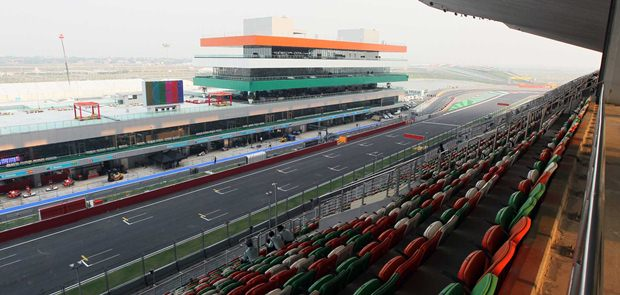 Buddh Circuit layout to be changed for WSBK
