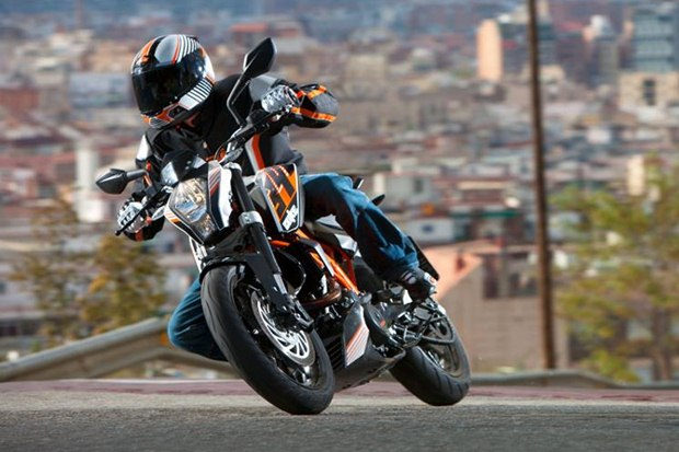 KTM Duke 390 India launch confirmed KTM confirm launch of RC8 / Moto3 based faired bike