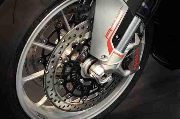 MV Agusta Brutale get Dual-Mode ABS