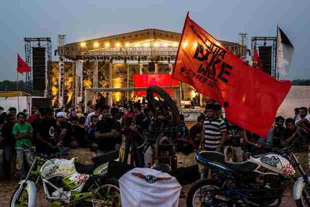 india bike week 2013 photographs