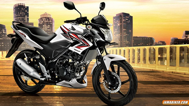 Sport maked bike CB150R