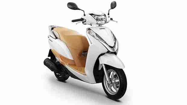 hona lead125 scooter vietnam