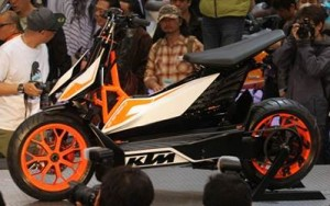 ktm e speed electric scooter concept