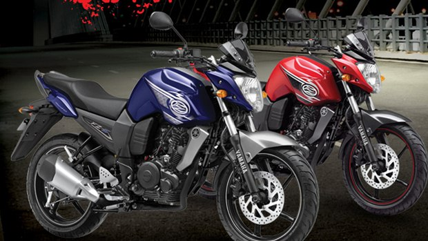 yamaha fzs new colours 2013 Yamaha FZ range gets new colours