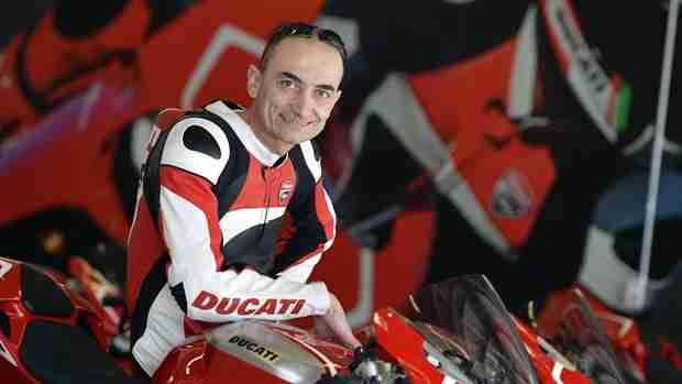 Claudio Domenicali is the new Ducati CEO