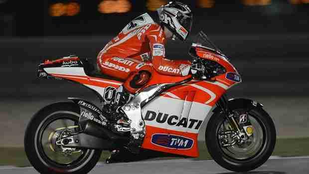 andrea dovizioso motogp qatar 2013