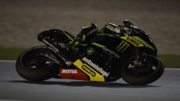 Tech3 Yamaha MotoGP Qatar FP1 report